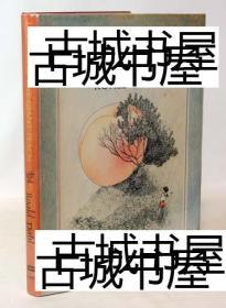英国杰出儿童文学作家,剧作家和短篇小说作家罗尔德·达尔作品《詹姆斯与大仙桃》精美的彩色插图版,1961年出版