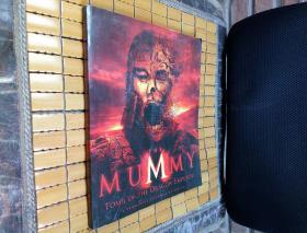 The Mummy Tomb of the dragon emperor 盗墓迷城3 木乃伊3 英文原版书 全彩电影幕后