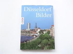 Düsseldorf   Bilder   精装铜版图片册   德国原版英法荷意日5种语言翻译