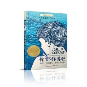 你那样勇敢/长青藤国际大奖小说书系