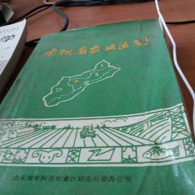 东阿县农业区划