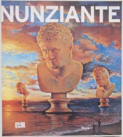 Nunziante: Opere 2000-2008 作品集