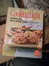 Cooking Light: Annual Recipes 2009: Every Recipe...A Year\s Worth of Cooking Light 英文原版