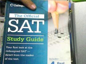 The Official SAT Study Guide ——MARCH 2016 & BEYOND(英文版)