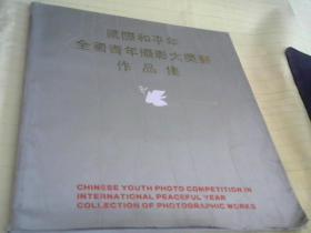 国际和平年全国青年摄影大奖赛作品集