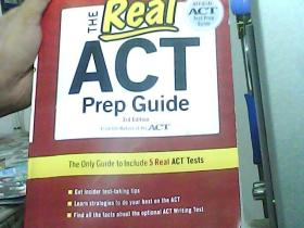 THE -Real-ACT-Prep-Guide [3rdEdition]