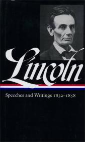 当天发货,咨询秒回复:林肯 演讲与写作卷一 Lincoln Speeches and Writings 1832-1858 英文原版如图片不符的请以标题和isbn为准