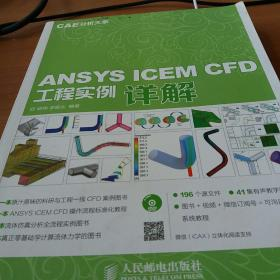 ANSYS ICEM CFD工程实例详解《内含有碟片》