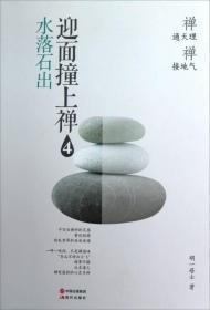 正版新书迎面撞上禅4:水落石出