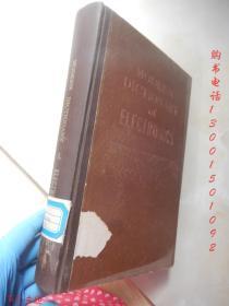 Modern Dictionary of Electronics 【16开精装 英文版】  (现代电子学辞典)