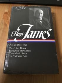 Henry James: Novels 1896-1899