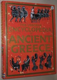 英文原版书 The Encyclopedia of Ancient Greece (Usborne Encyclopedias) Hardcover –1999 by Struan Reid (Author), Lisa Miles (Author)