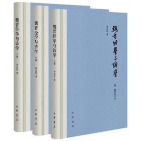魏晋经学与诗学(全3册)
