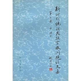 新时期统战民族宗教问题论文集(第3集)