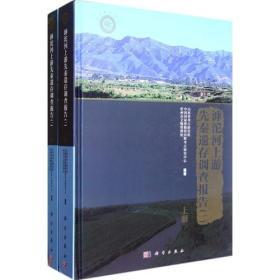 滹沱河上游先秦遗存调查报告(上下册)