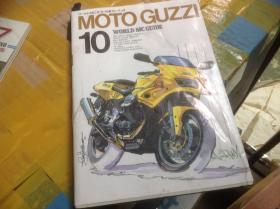 意大利经典摩托车MOTO GUZZI 发展史