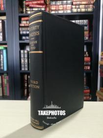 Security Analysis 《证券分析》格雷厄姆 Graham 投资经典著作 麦格劳希尔 1951 年精装 第三版 近全新品相 阅读收藏精品