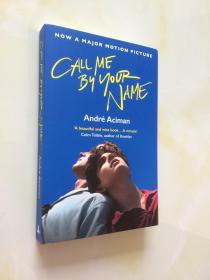 call me by your name 英文版