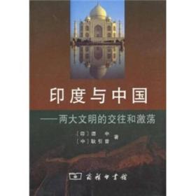 印度与中国:两大文明的交往和激荡