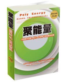 聚能量 : 迅速提升风度、魅力、声望和气场的赢家法则
