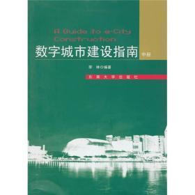 数字城市建设指南(中册)