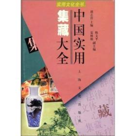 中国实用集藏大全 胡志祥 上海文化出版社 9787805119946