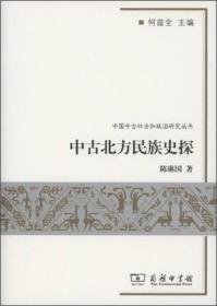 中国中古社会和政治研究丛书:中古北方民族史探9787100067485(170854)