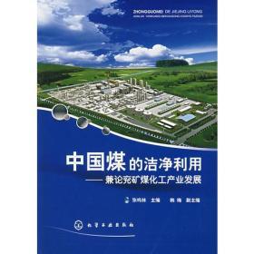 中国煤的洁净利用——兼论兖矿煤化工产业发展