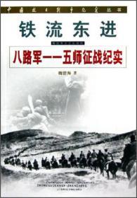 铁流东进:八路军一一五师征战纪实