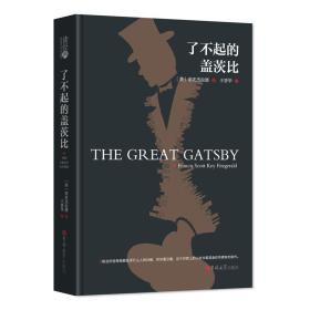 了不起的盖茨比 中文版原著正版 菲茨杰拉德 王晋华译 世界经典文学名著小说书籍 正版书籍q