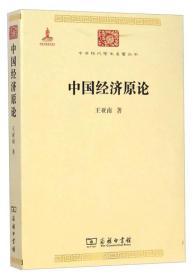 中华现代学术名著丛书:中国经济原论
