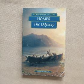 WORDSWORTH CLASSICS HOMER THE ODYSSEY  华兹华斯经典荷马《奥德赛》