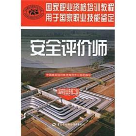 国家职业资格培训教程:安全评价师(国家职业资格2级)