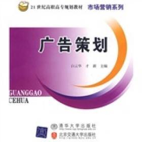 广告策划/21世纪高职高专规划教材·市场营销系列