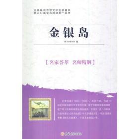 著名作家曹文轩倾情推荐:金银岛(教育部推荐)