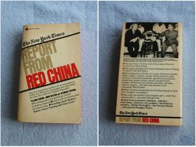 英文版Report from red china 红色中国报告