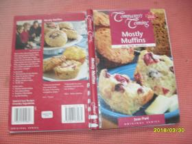 英文原版:Compang is coming Mostly Muffins ALL-New recipes(最新松饼食谱)