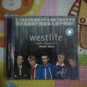 westlife(西城男孩,亲亲宝贝)-史上最强男孩团体2001年最新大碟暖身单曲 预订英国排行宝座第九首抒情强打
