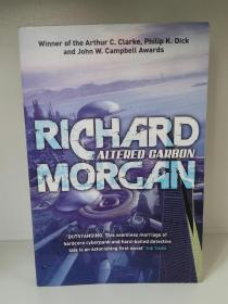 Altered Carbon by Richard Morgan (科幻) 英文原版书