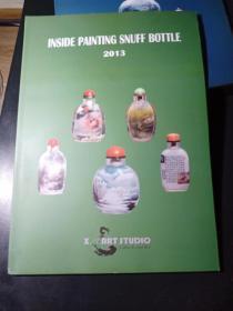 INSIDE PAINTING SNUFF BOTTLE 鼻烟壶 2013年 拍卖图录