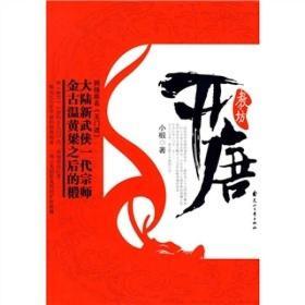 开唐教坊 小椴 花山文艺出版社 2008年06月01日 9787807553748