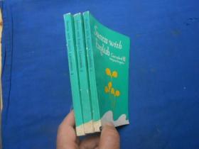 Success with English Coursebook 成功英语教材(1.2.3 全三册) 外文版(不认识外文,书名、作者等等以图片为准。请书友自鉴)