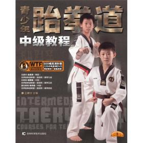 二手青少年跆拳道中级教程 吉林科学技术9787538448733