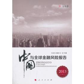 2013中国与全球金融风险报告(中国篇,全球篇)(J)