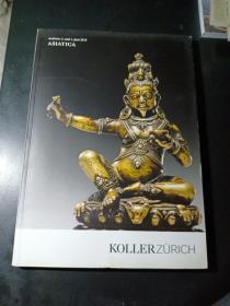 KOLLER ZÜRICH----ASIATICA KOLLER ZÜRICH UND KOLLER WEST 2015年 佛像拍卖图录