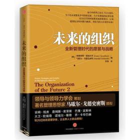 未来的组织:全新管理时代的愿景与战略
