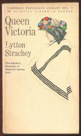 Queen Victoria Lytton Strachey