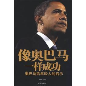 正版 像一样成功 张永生著 华文出版社