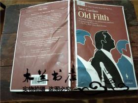 原版英法德意等外文书 Jane Gardam OLD FILTH Europa 32开平装