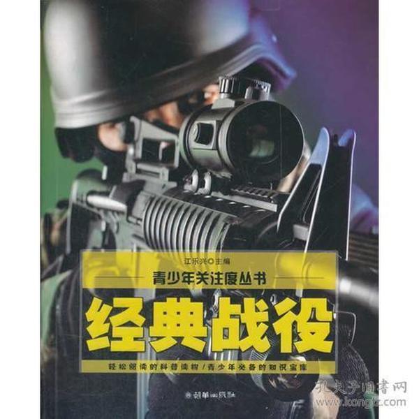 青少年关注度丛书:经典战役